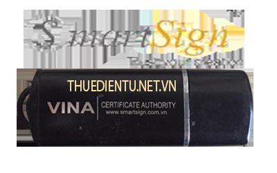 Mẫu đăng ký sử dụng chữ ký số vina smartsign