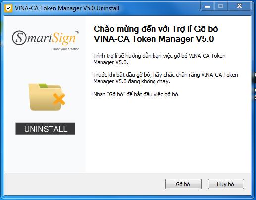 Hướng dẫn kế toán: Gia hạn chữ ký số Vina