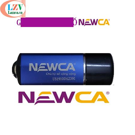 Gia hạn chữ ký newca-Ca