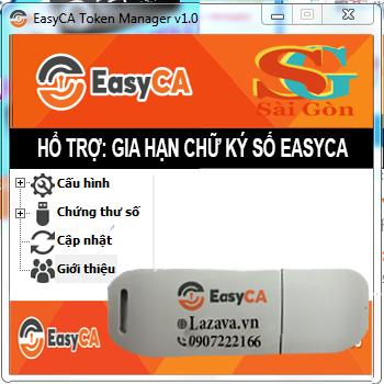 Gia hạn cks EasyCa. Lưu ý là gì ?