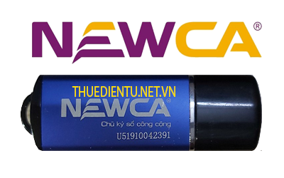 Gia hạn usb token Newca