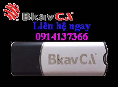 Mua 3 năm chữ ký số Bkav Ca