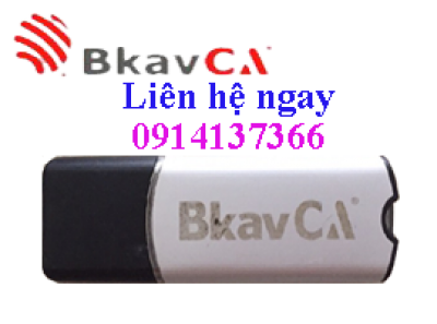 Mua chữ ký số Bkav ở TP Hồ Chí Minh