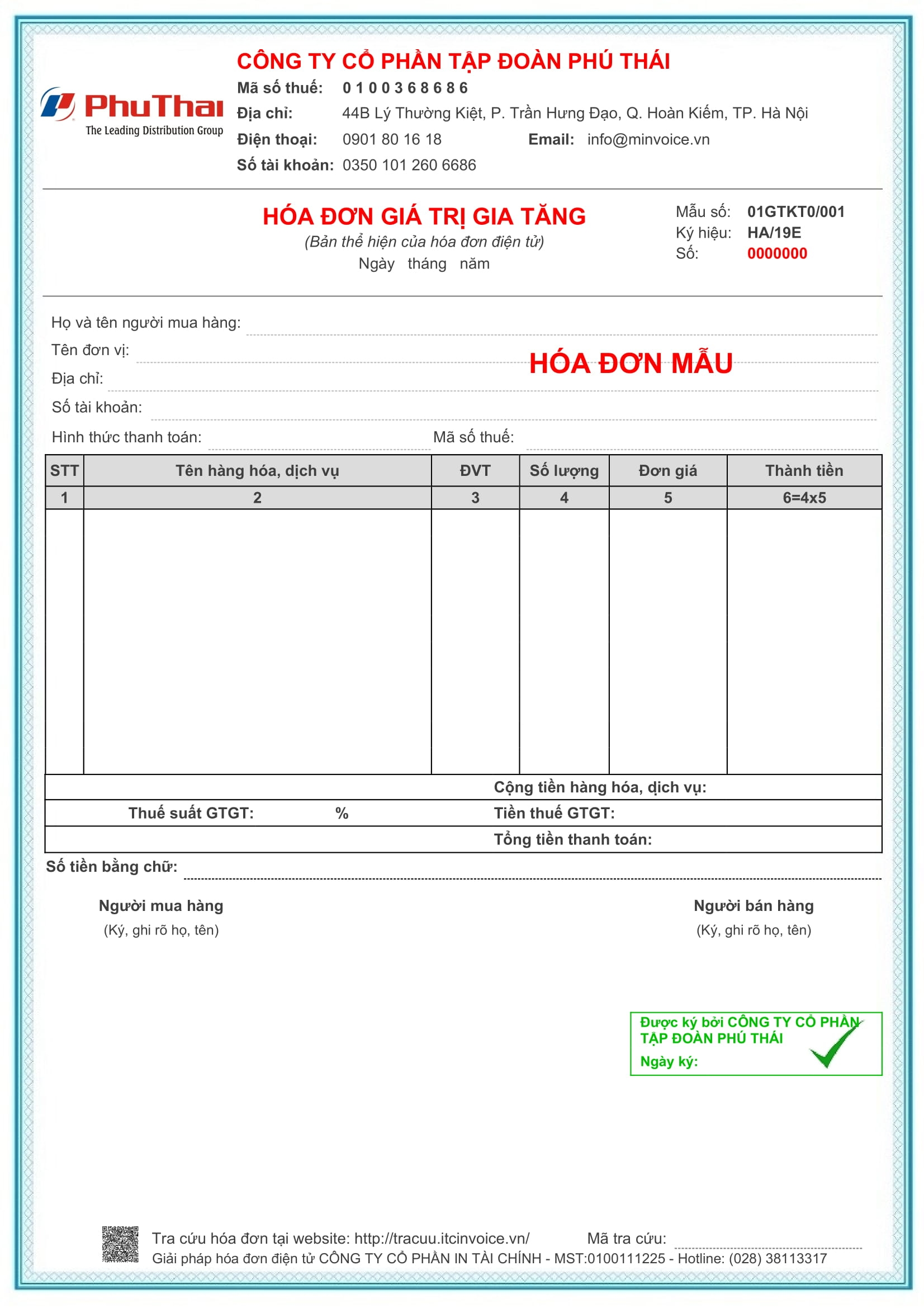 Mua hóa đơn điện tử Vina ở Đồng Nai