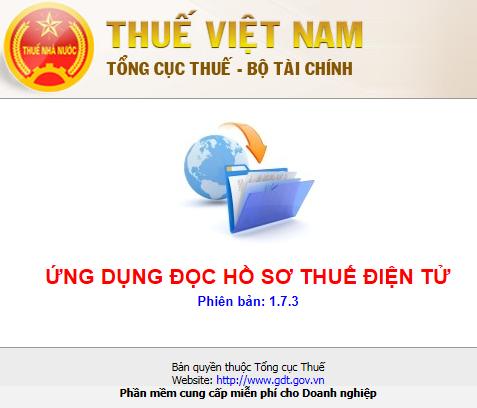 Hổ trợ thuế điện tử (Thudientu.gdt.gov.vn)